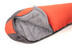 Lestra Base Camp 200 Schlafsack orange/grau
